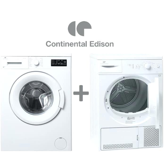 Lave linge et seche linge superposable bosch