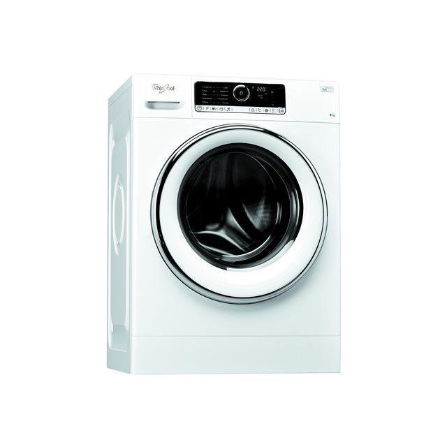 Lave linge whirlpool fscr90427