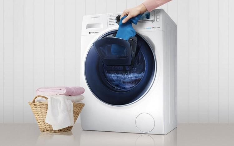Lave linge hublot samsung eco bubble