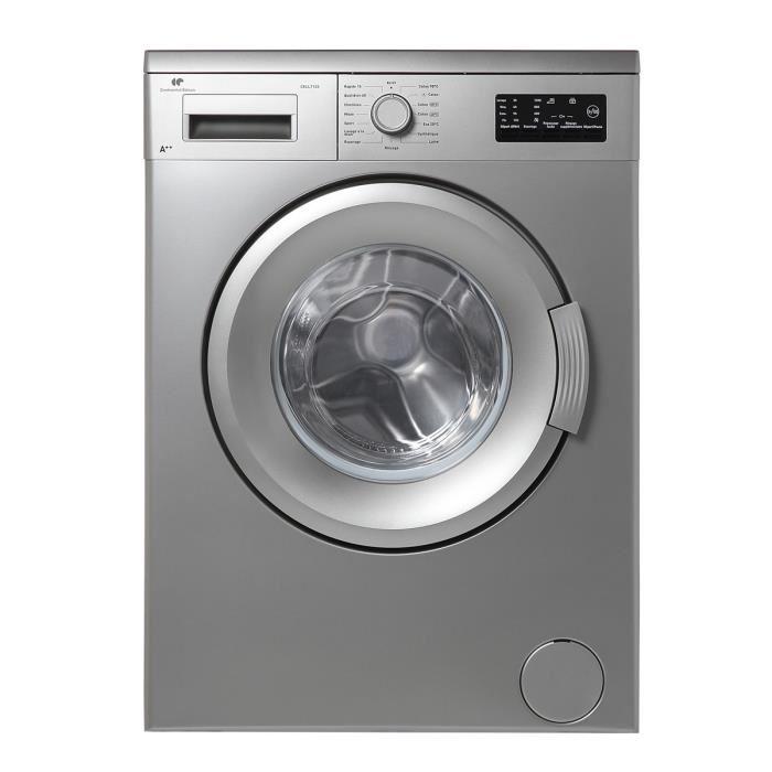 Des lave linge