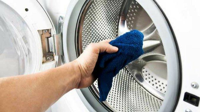 Odeur dans le lave linge
