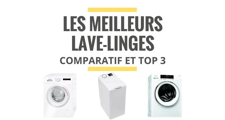 Comparer prix lave linge