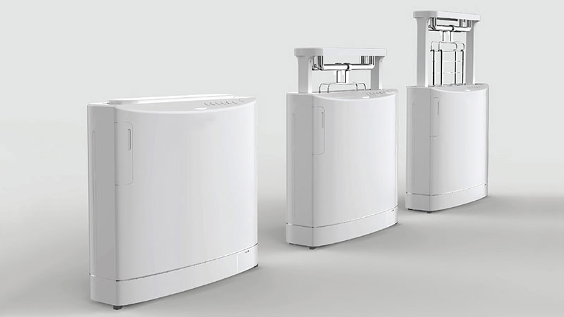 Lave linge ultra compact
