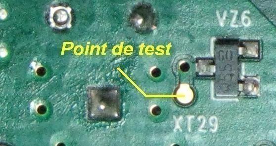 Tester carte electronique lave linge