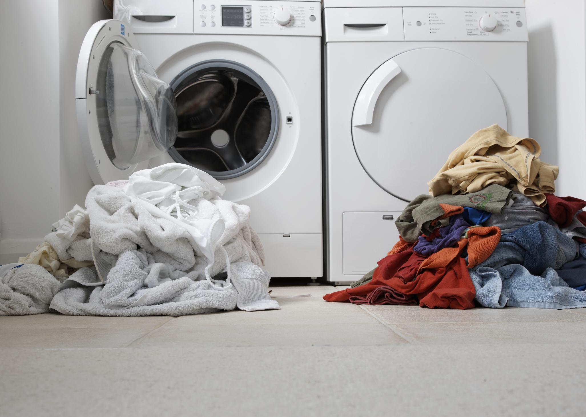 Nettoyer lave linge avec bicarbonate