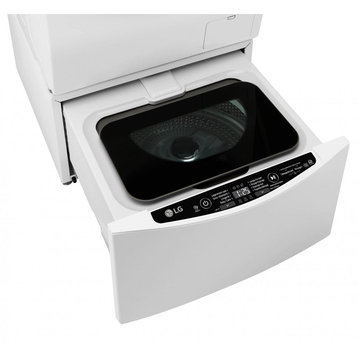 Le plus petit lave linge