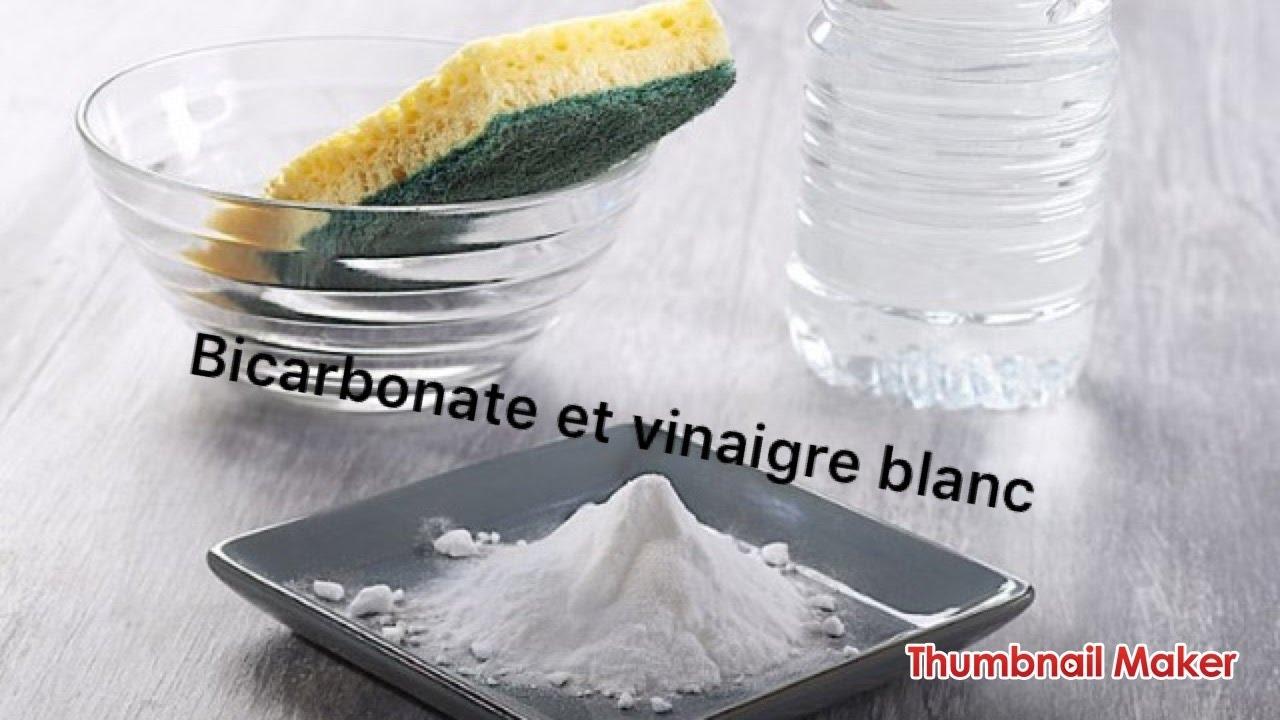 Nettoyer lave linge bicarbonate vinaigre