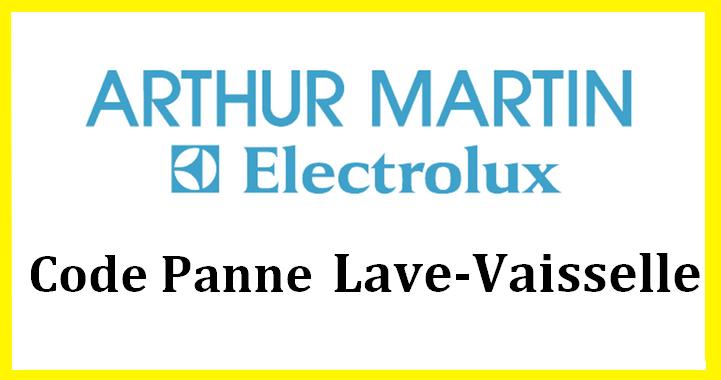 Schema lave linge arthur martin electrolux