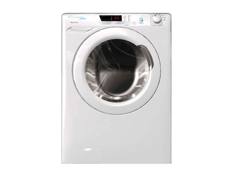 Lave linge sechant candy gsw4106d