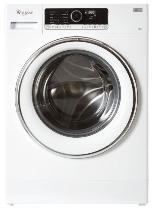 Liquide vaisselle dans lave linge