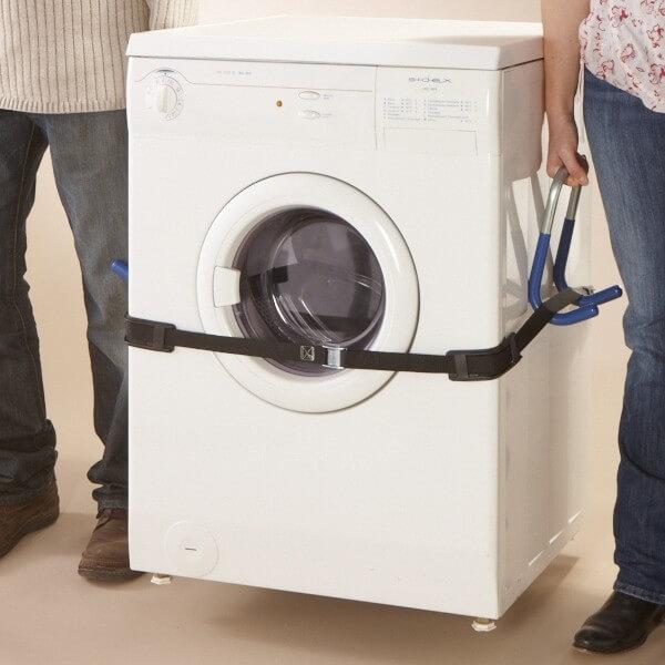 Comment déménager un lave linge